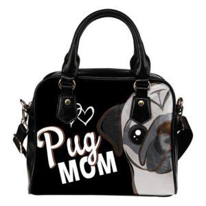 Pug mom bag
